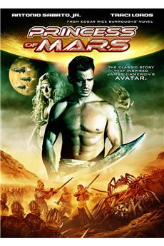 Princess of Mars (2009) 1080p download