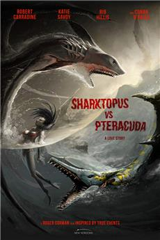 Sharktopus vs. Pteracuda (2015) 1080p download