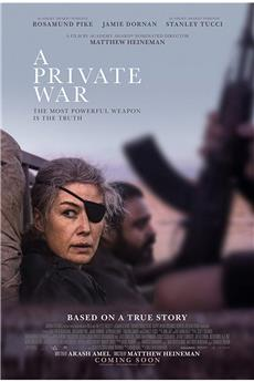 A Private War (2018) 1080p download