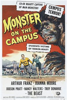 Monster on the Campus (1958) 1080p download