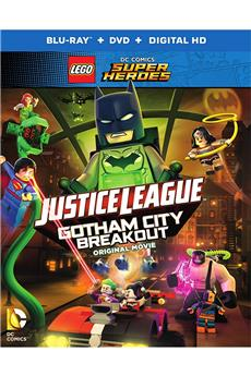LEGO DC Comics Super Heroes: Justice League - Gotham City Breakout (2016) download