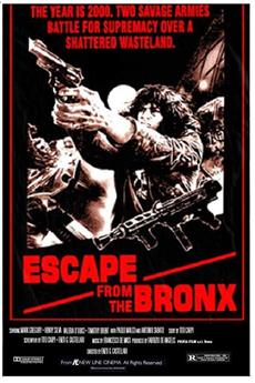 Escape from the Bronx (1983) 1080p download