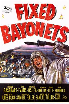 Fixed Bayonets! (1951) 1080p download
