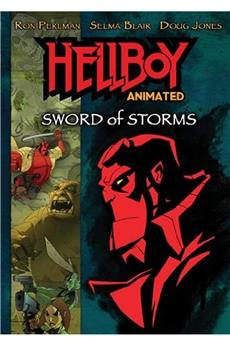 Hellboy Animated: Sword of Storms (2006) 1080p download