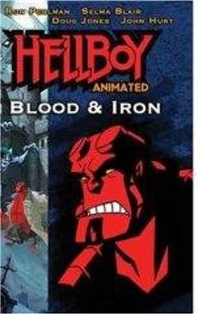 Hellboy Animated: Blood and Iron (2007) 1080p download