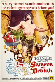 Samson and Delilah (1949) 1080p download