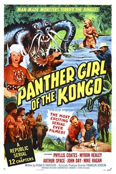 Panther Girl of the Kongo (1955) 1080p download