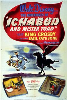 The Adventures of Ichabod and Mr. Toad (1949) 1080p download