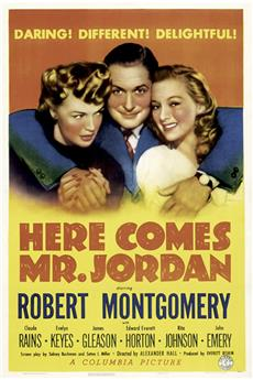Here Comes Mr. Jordan (1941) 1080p download