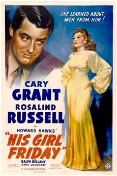 His Girl Friday (1940) 1080p download