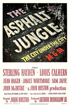 The Asphalt Jungle (1950) 1080p download