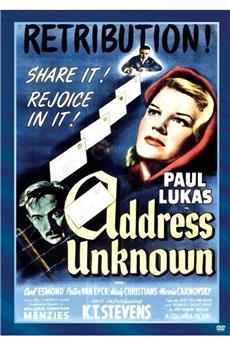 Address Unknown (1944) 1080p download