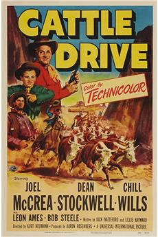 Cattle Drive (1951) download