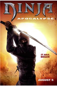 Ninja Apocalypse (2014) 1080p download