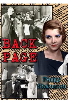 Back Page (1934) download