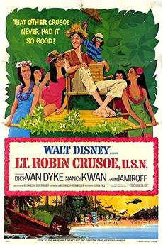 Lt. Robin Crusoe U.S.N. (1966) 1080p download