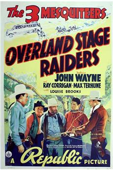 Overland Stage Raiders (1938) download