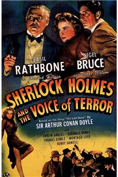 Sherlock Holmes and the Voice of Terror (1942) download