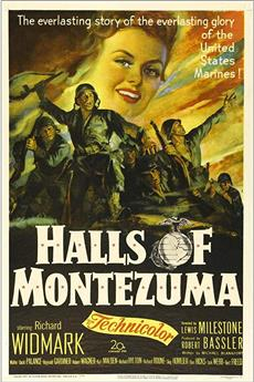 Halls of Montezuma (1951) download