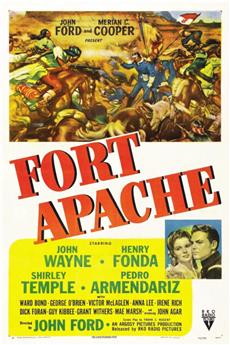 Fort Apache (1948) 1080p download