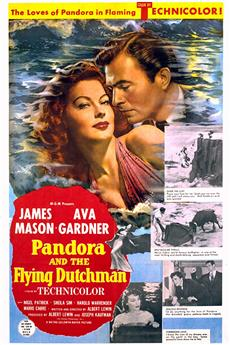Pandora and the Flying Dutchman (1951) download