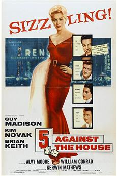 5 Against the House (1955) 1080p download