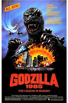 Godzilla 1985 (1984) download