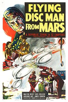 Flying Disc Man from Mars (1950) download