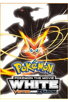 Pokémon the Movie White: Victini and Zekrom (2011) download