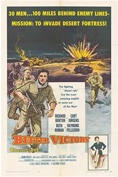 Bitter Victory (1957) 1080p download