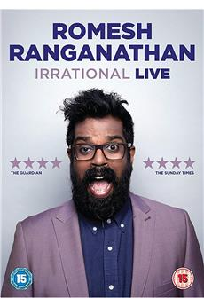 Romesh Ranganathan: Irrational Live (2016) 1080p download