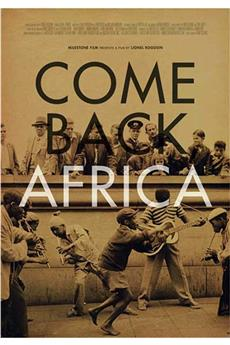 Come Back, Africa (1959) 1080p download