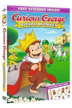 Curious George: Royal Monkey (2019) 1080p download
