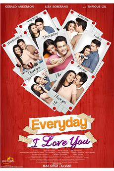 Everyday I Love You (2015) 1080p download