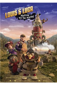 Louis & Luca: Mission to the Moon (2018) 1080p download