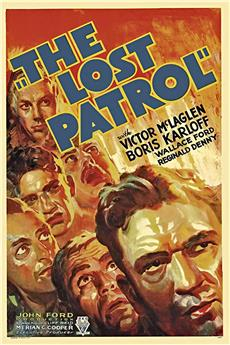The Lost Patrol (1934) 1080p download