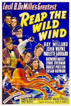 Reap the Wild Wind (1942) download