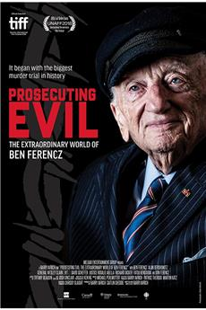 Prosecuting Evil: The Extraordinary World of Ben Ferencz (2018) 1080p download