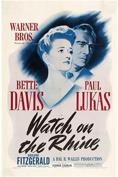 Watch on the Rhine (1943) 1080p download