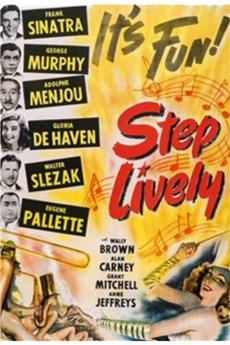 Step Lively (1944) 1080p download