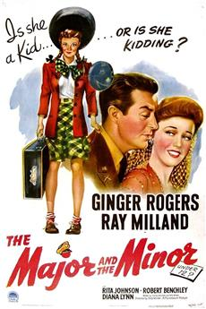 The Major and the Minor (1942) 1080p download