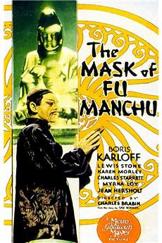 The Mask of Fu Manchu (1932) 1080p download
