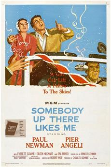 Somebody Up There Likes Me (1956) 1080p download