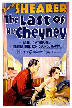 The Last of Mrs. Cheyney (1929) 1080p download