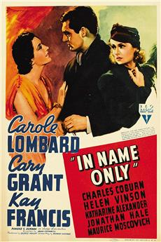 In Name Only (1939) 1080p download
