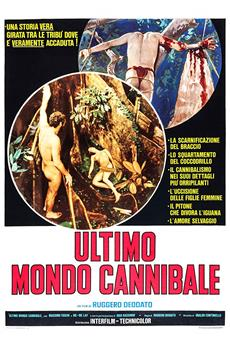 Last Cannibal World (1977) download
