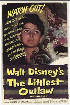 The Littlest Outlaw (1955) 1080p download