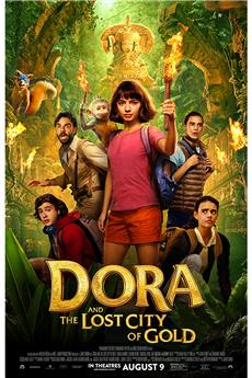 Dora and the Lost City of Gold (2019) 1080p download