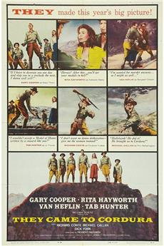 They Came to Cordura (1959) 1080p download