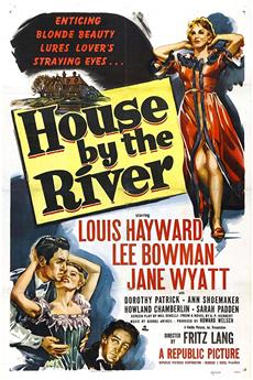 House by the River (1950) download